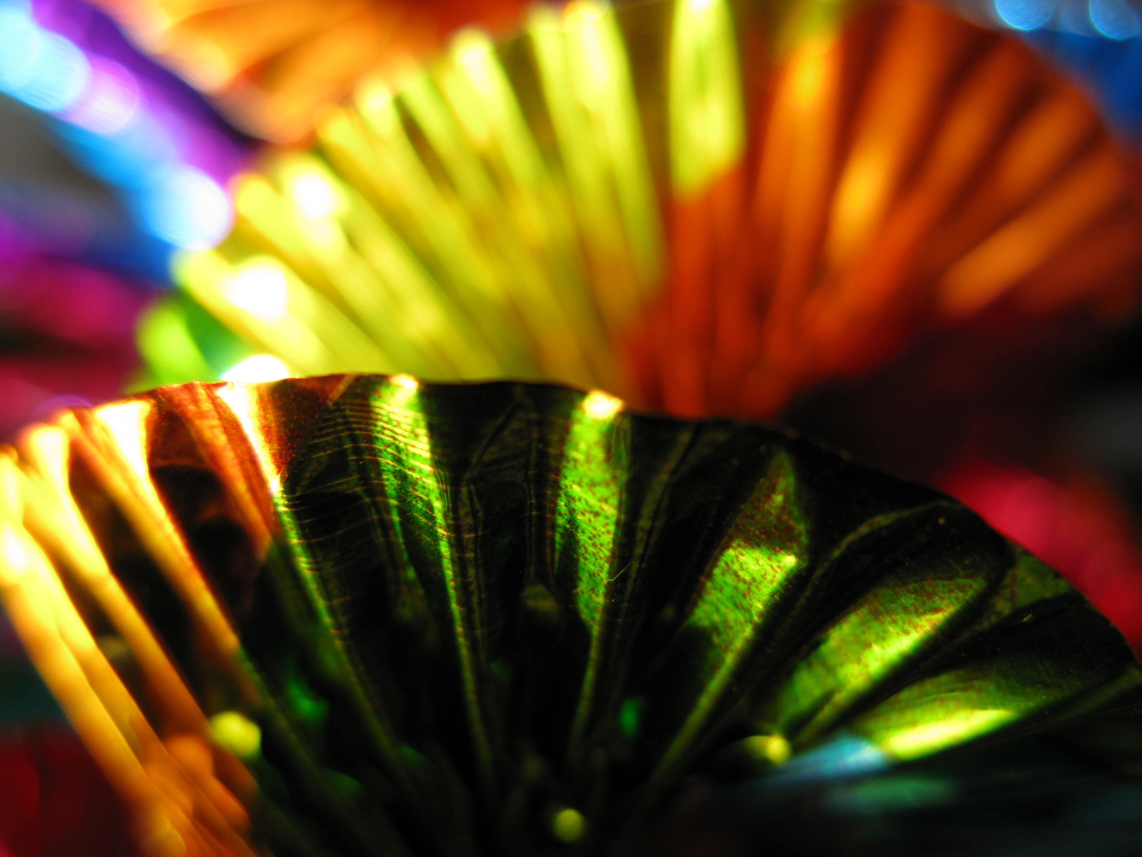 Farby a svetlá v riasení